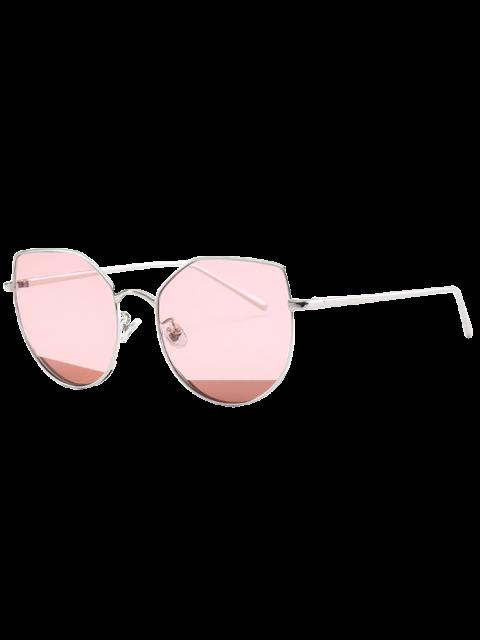 Katzenauge Anti UV Sonnenbrille - Pink  Mobile