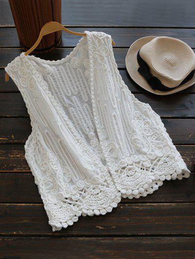 Crochet Design Open Front...