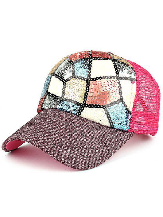 شبكة الترتر تقسم قبعة بيسبول - وظيفة محترمة