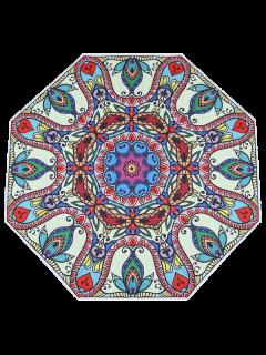 Tissu Multicolore Pour Le Plage  - Multicouleur