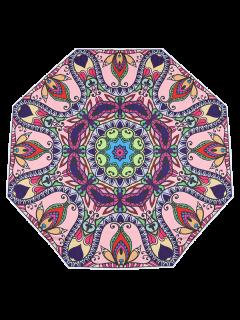 Sandless Octagon Tapestry Juego De Playa - Amarillo