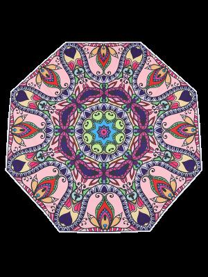 Sandless Octagon Tapestry Juego De Playa - Amarillo - Amarillo