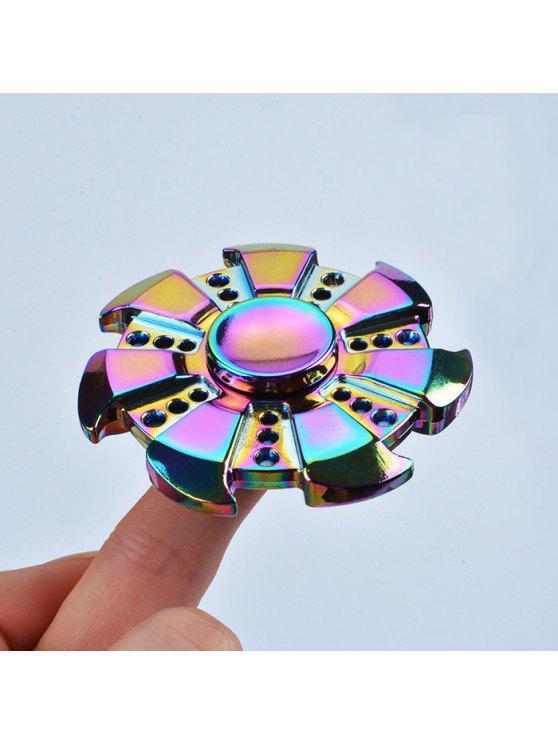 لعبة عجلة إصبع الدوران ملونة الإجهاد الإغاثة - مزيج ملون