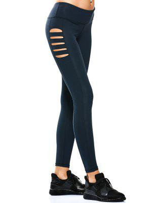 Cut Out Tight Yoga Leggings