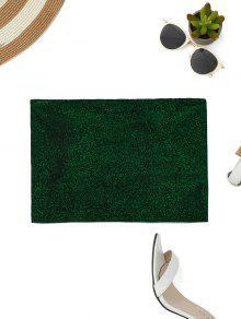 Glittered Tube Top - Green S