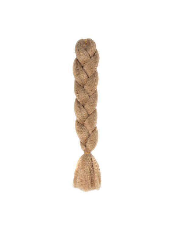 كانيكالون تجديل الشعر الاصطناعية التمديد - شقراء ذهبية