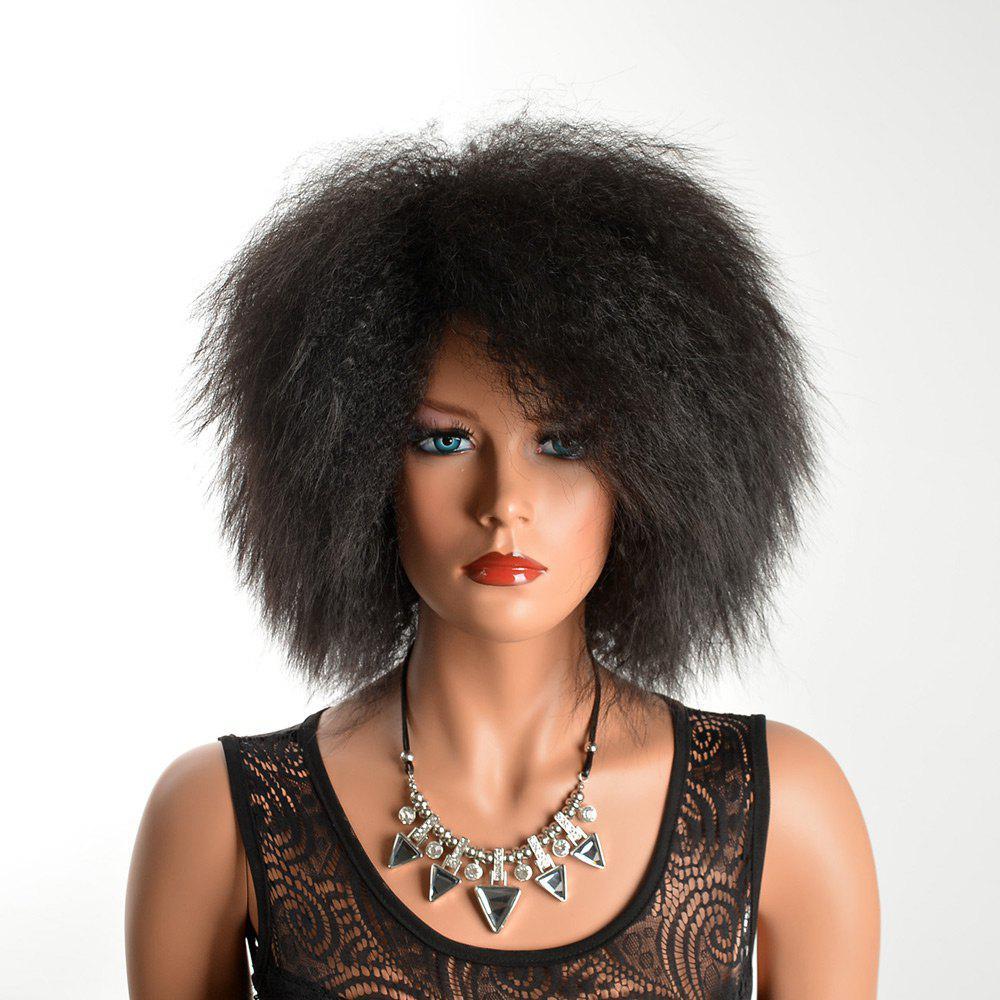 Adiors Medium Fluffy African Curly Synthetic Hair 212506501