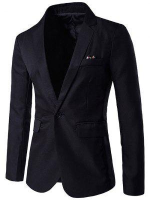 Ein-Knopf Männer Anzug