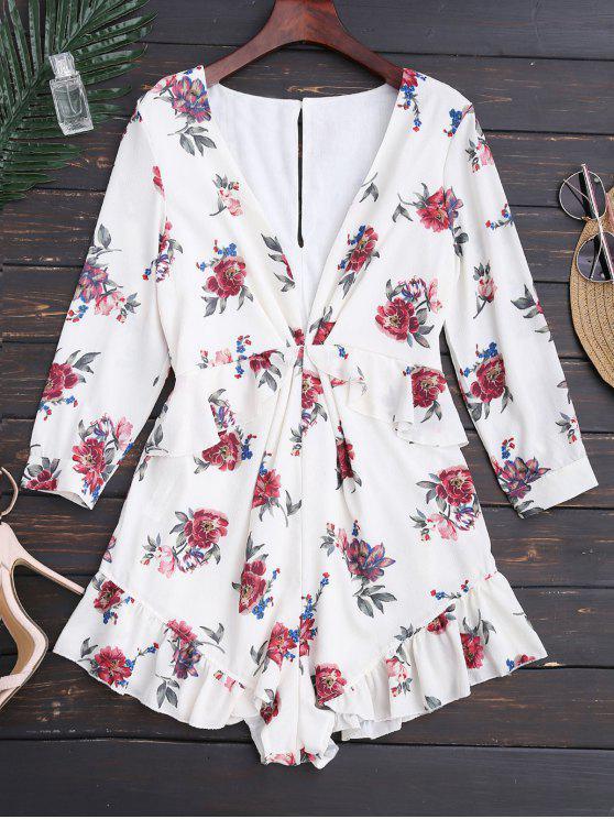 الغطس الكشكشة الزهور رومبير - الأزهار M