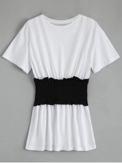 Bloc de couleurs Blindé - Blanc L Mobile