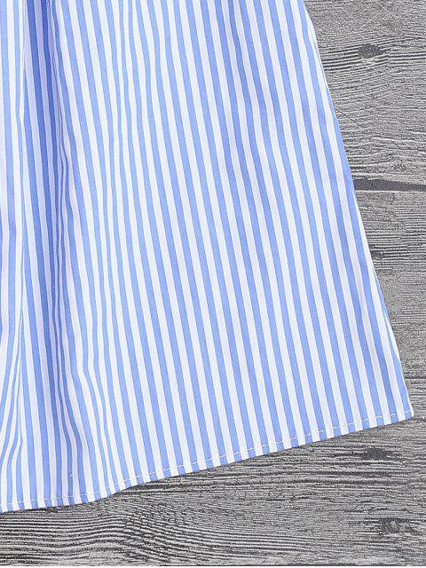 Stripes brodées sur le dessus de l'épaule - Rayure M Mobile