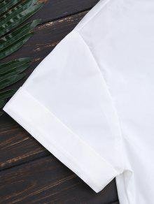 243;n Cintur Cordones Con Blanco L PAHTzx