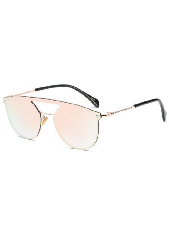 الجوف خارج كروسبار النظارات الإطار غير مرئية - زهري