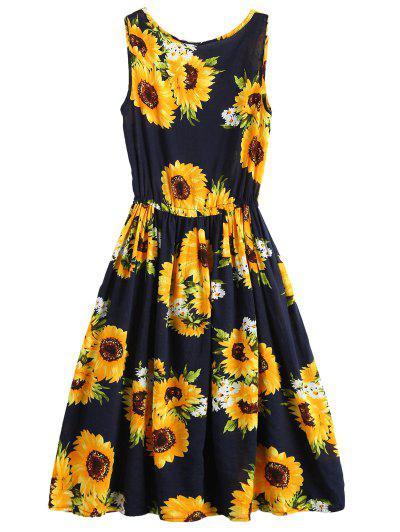 2019 Vestido Floral De En Linea Hasta 72 De Descuento