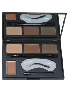 Matte Eyebrow Beauty Makeup Kit - #01