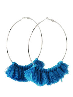 Boucle D'oreille - Bleu