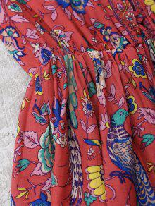 L Vestido Floral En A Floral En Vestido p6vY6xw