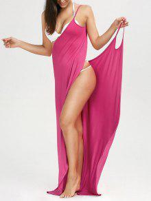 فستان مثير الشاطئ ماكسي لف - نوع من انواع الحلويات يدعى توتي فروتي S