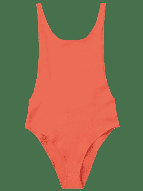 Combinaisons bandeau sans manches dos nu - Tangerine M Mobile