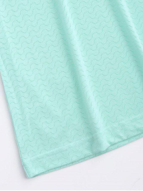 women's Cami Sun Flower Sleep Dress - LIGHT GREEN M Mobile