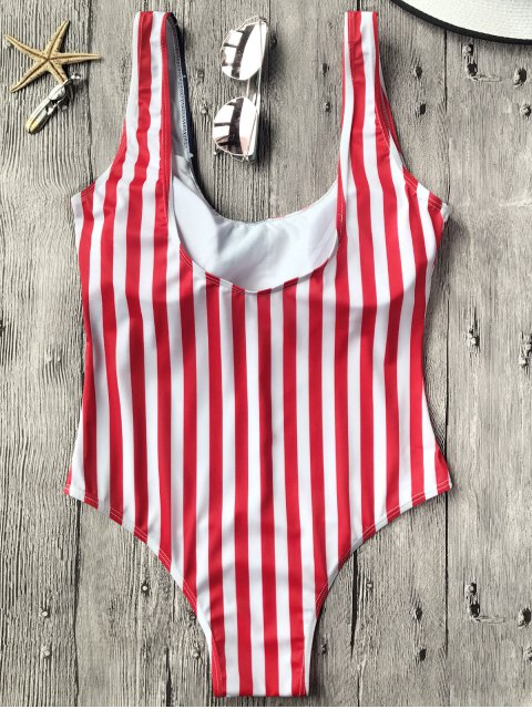 fashion Shaping USA Patriotic One Piece Swimsuit - US FLAG M Mobile