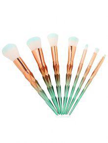 16 off 2020 7pcs gradient color unicorn conical makeup