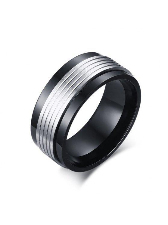 الفولاذ المقاوم للصدأ فنجر فيدجيت سبينر الدائري - أسود 7