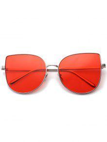 farbverlauf farbe katze auge sonnenbrille rot sonnenbrille zaful. Black Bedroom Furniture Sets. Home Design Ideas