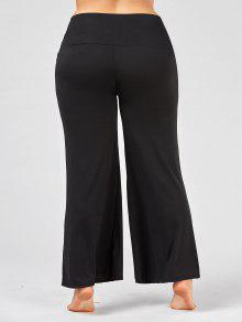 Pantalones Negro Maxi Palazzo Xl Xl Pantalones Negro Pantalones Palazzo Maxi Maxi FRxUqPpx