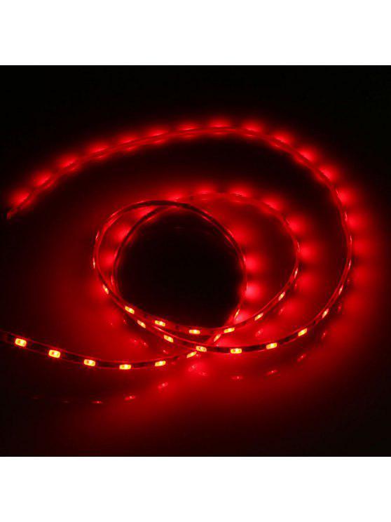 5 فولت 1 متر 60 المصابيح سمد 5730 أوسب للماء قطاع الخفيفة - أحمر
