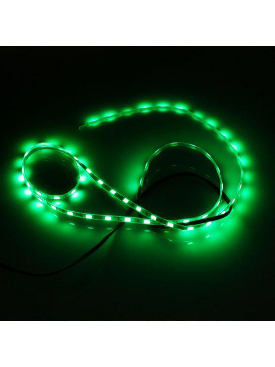 5 فولت 1 متر 60 المصابيح سمد 5730 أوسب للماء قطاع الخفيفة - GREEN
