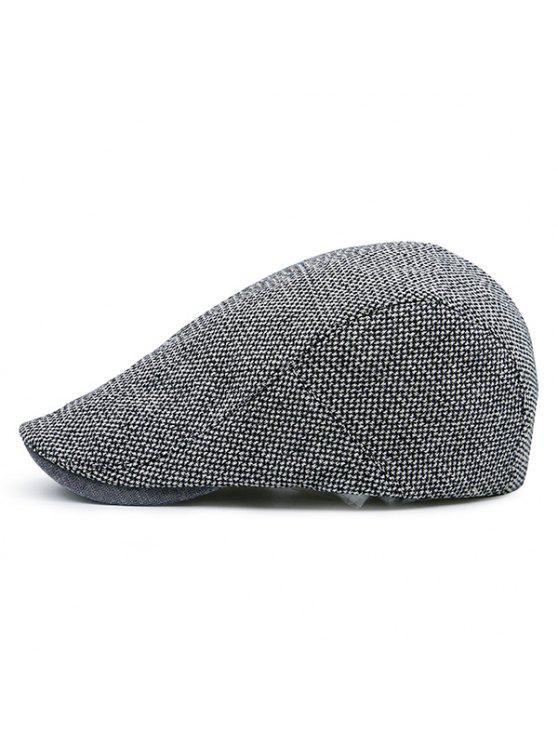 Chapeau Vintage Antisolaire en Plein Air - gris