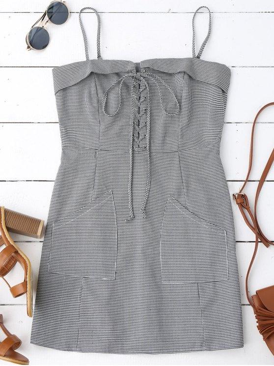 فستان هوندتوث مثير رباط - التحقق L