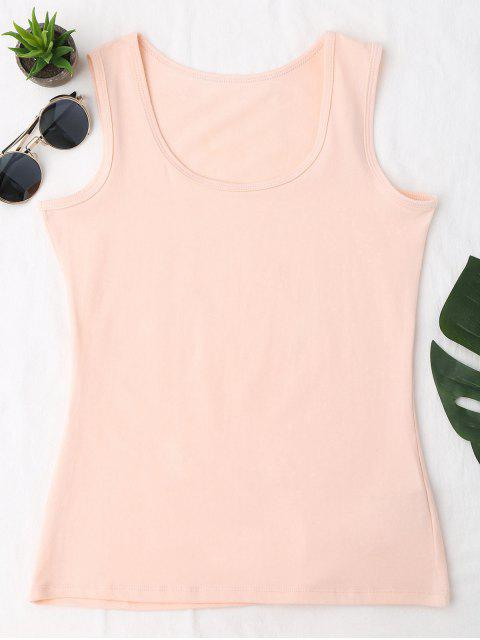 women's Cotton Sports Tank Top - PINK ONE SIZE Mobile