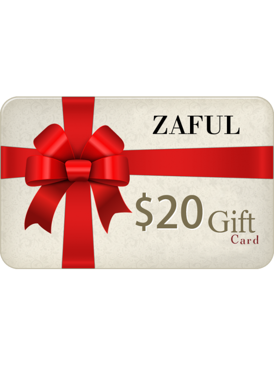 Carte Cadeau Zaful.Carte Egift Cadeau Electrique De Zaful As The Picture