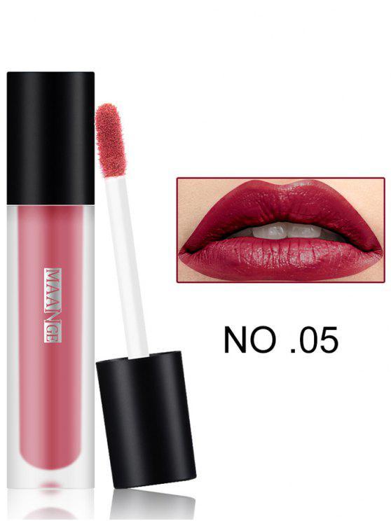 Long Wear Matte Moisturizing Lip Glaze - #05