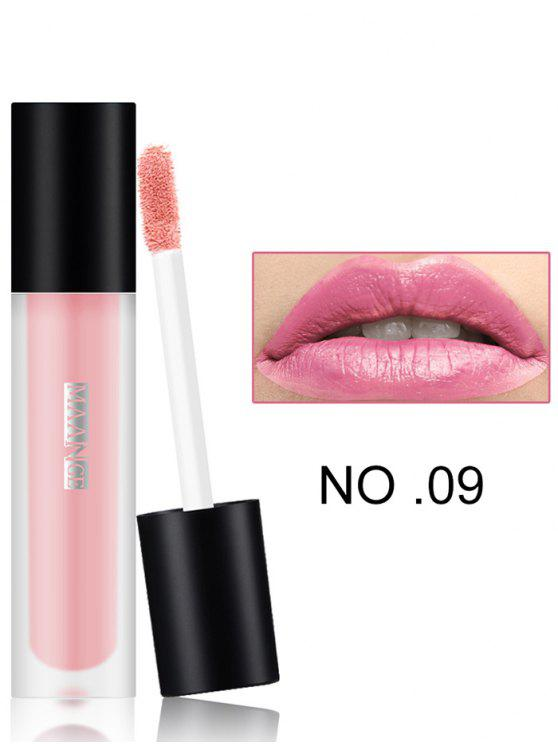 Long Wear Matte Moisturizing Lip Glaze - #09