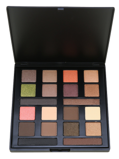 20 Colors Shimmer Matte Eyeshadow Palette - #01