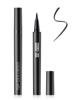 Quick Dry Long Lasting Liquid Eyeliner Pencil - Black