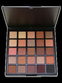 25 Colors Smoky Eyeshadow Cosmetic Palette