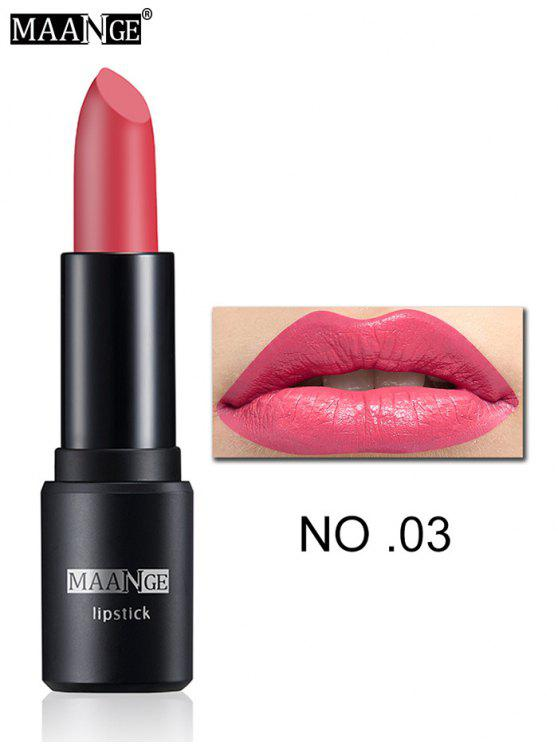 best Long Lasting Frosted Matte Lipstick - #03