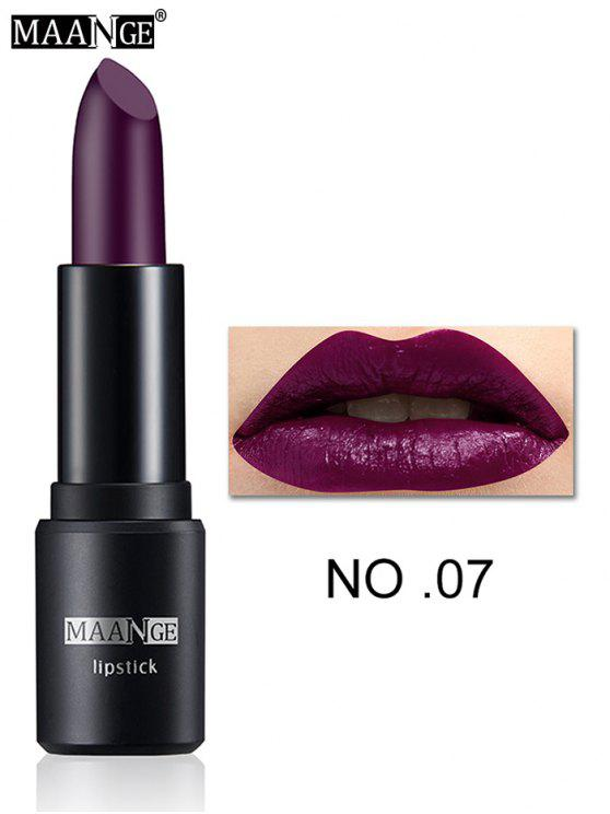 outfit Long Lasting Frosted Matte Lipstick - #07