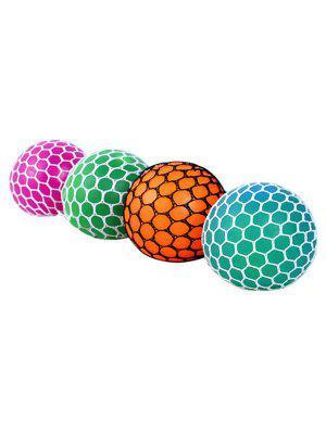 Random Vent Grape Ball Decompression Squishy Toy