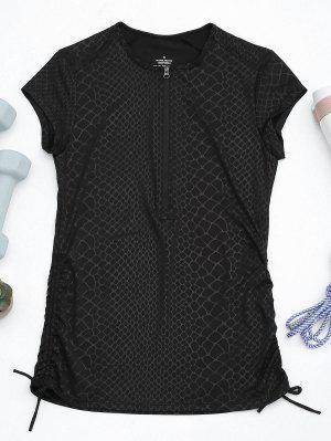Camiseta De Tirantes Rápidos Y Secos - Negro S