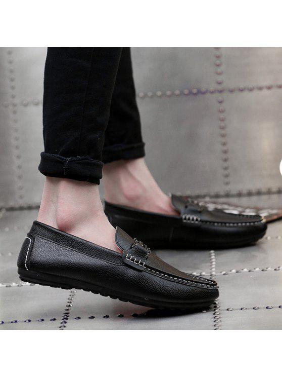 ماتيل الزينة بو الجلود والاحذية - أسود 42
