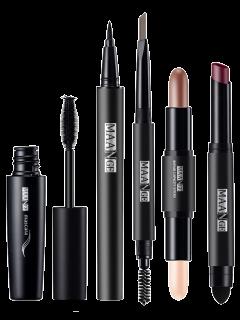 5Pcs Makeup Cosmetics Set - #01