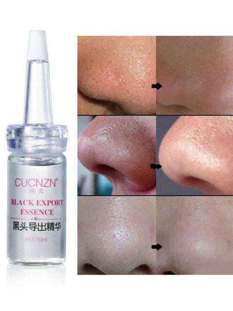 fashion 10ml*1pc Plant Essence Blackhead Leading-out Liquid - WHITE  Mobile