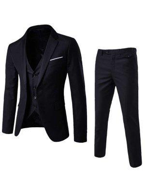 Single Button Blazer and Pants Twinset