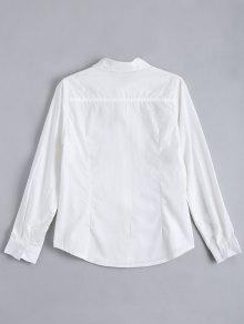 Blanco Arriba Para Bot Remendado 243;n Floral M FcpzcX4qW