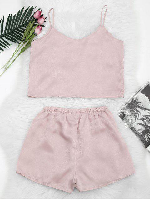Tank top et shorts floral - Rose Clair M Mobile